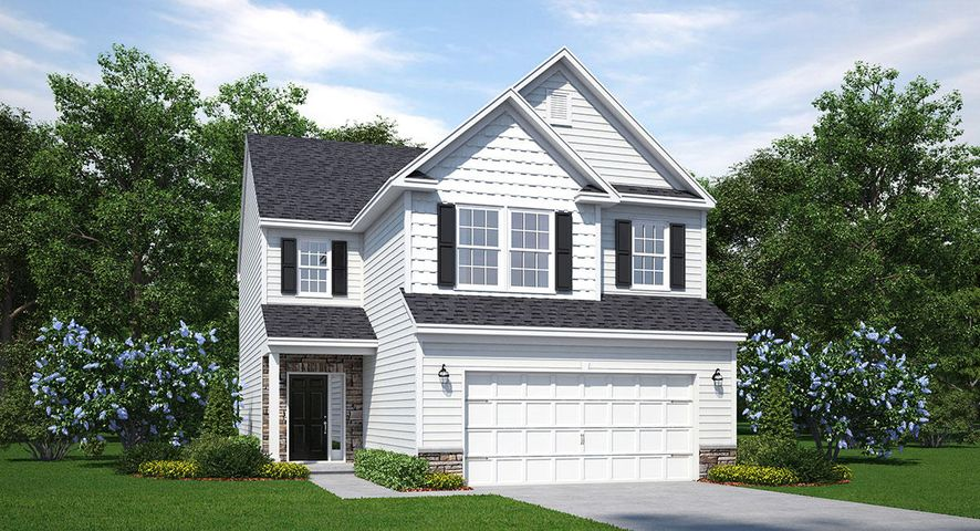 not actual home; model from another community; contact new home consultant for details