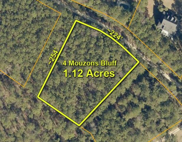 342 Mouzon Bluff, McClellanville, SC 29458