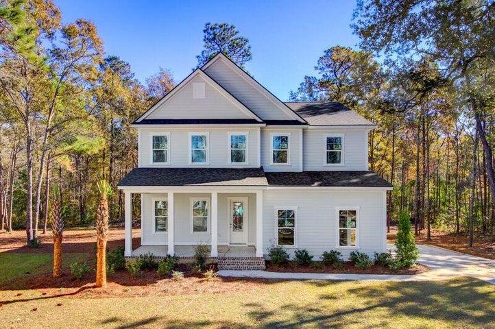 Davidson Plan - Actual Home under construction