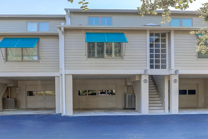 Full size garage w/opener, workshop, and lots of storage