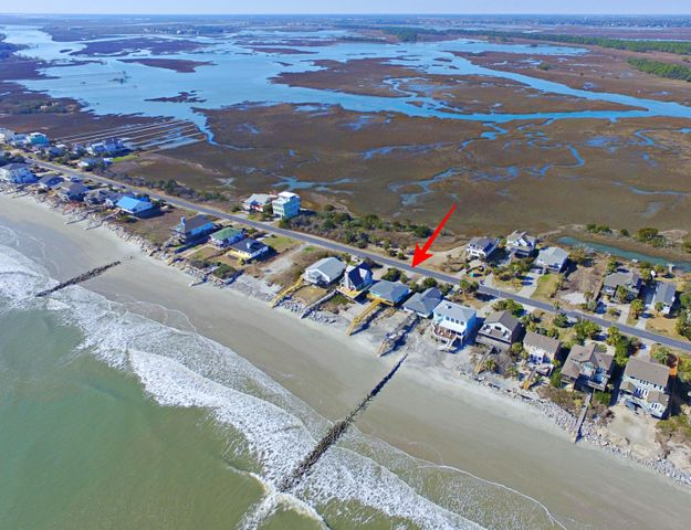 1617 Ashley Avenue, Folly Beach, SC 29439