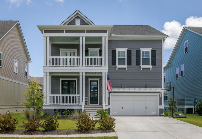 1266 Weather Helm Drive, Mount Pleasant, SC 29466