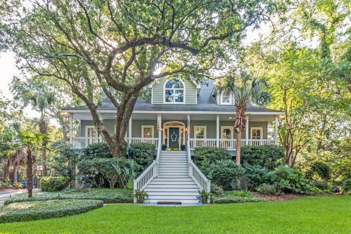 203 Forest Trail, Isle of Palms, SC 29451