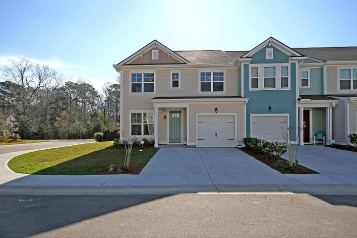 Welcome Home To This Low Maintenance Move In Ready Townhouse In Wescott  Plantation Of Summerville. This Like New End Unit Has Incredible Location    ...