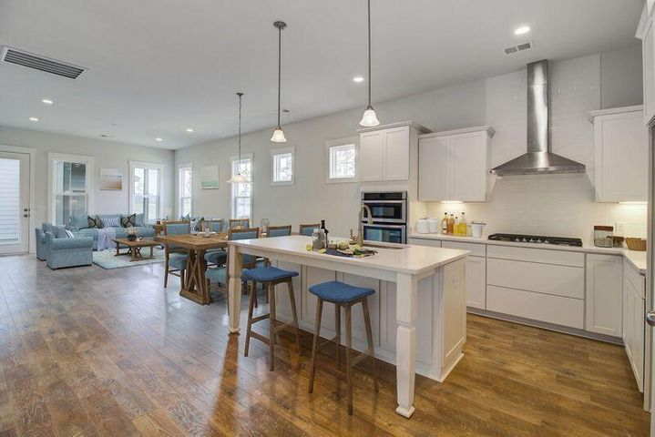 Great Open Kitchen and Great Room