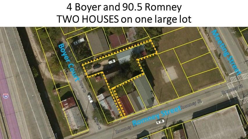 90.5 Romney Street, Charleston, SC 29403
