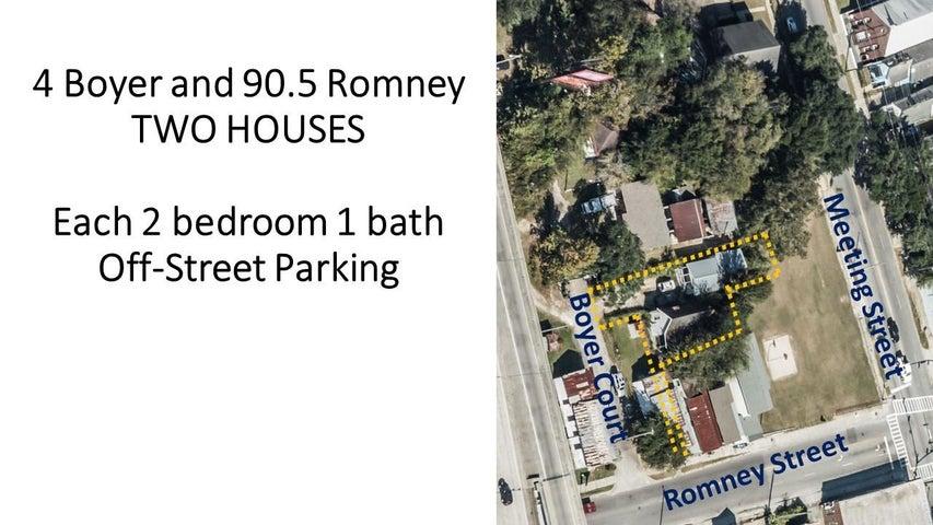 90 Romney Street, Charleston, SC 29403