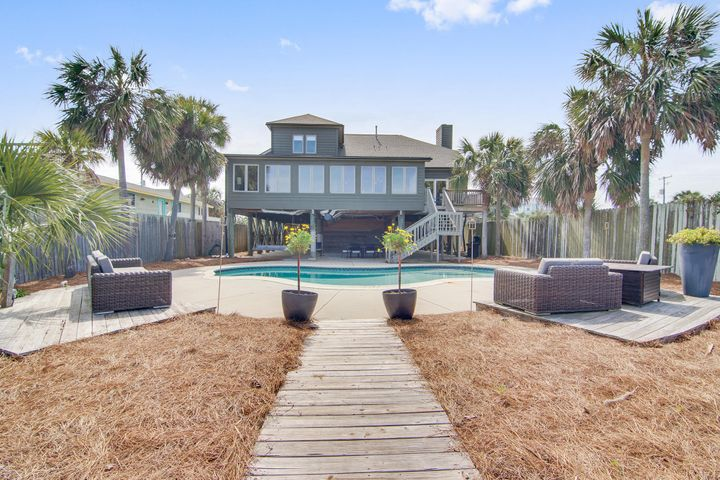 1628 Ashley Avenue, Folly Beach, SC 29439