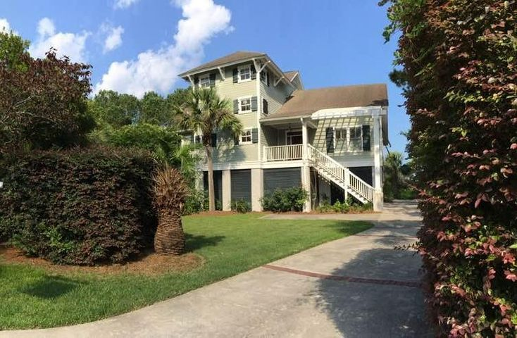 Private Coastal living on .42 acres