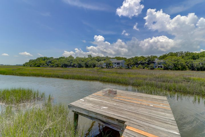 1054 Judy Ct. - View from pier head/dock on Shem Creek
