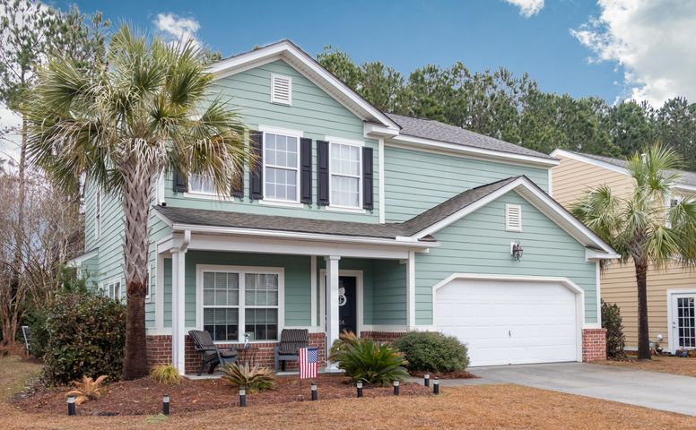 206 Nelliefield Creek Drive, Wando, SC 29492