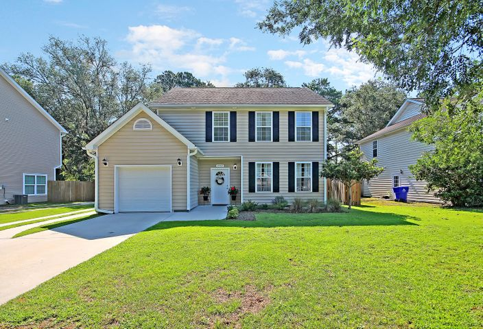 1503 Thoroughbred Boulevard, Johns Island, SC 29455