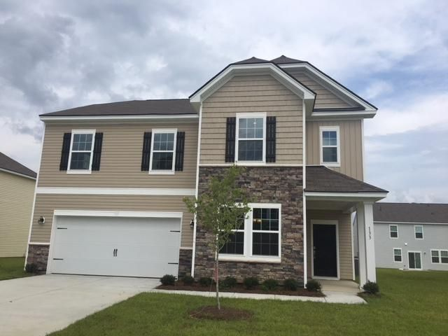 actual home; stone front; contact new home consultant for more details