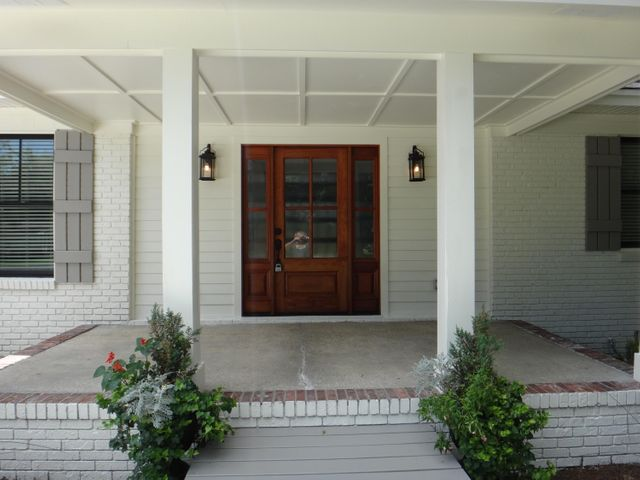 447 Geddes Avenue ~ Front Entry