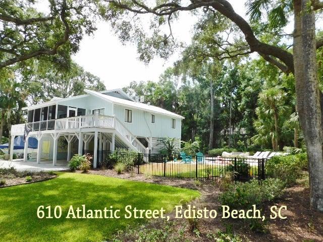 610 Atlantic Street, Edisto Beach, SC 29438