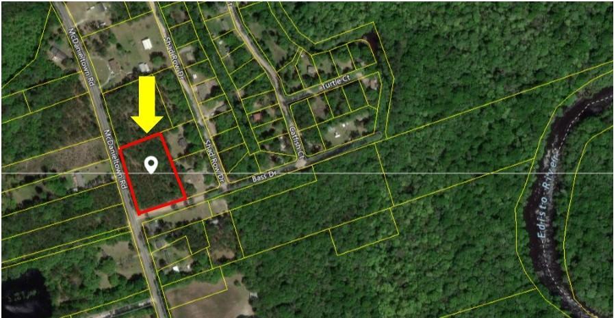 1476 Mcdanieltown Road, Ridgeville, SC 29472
