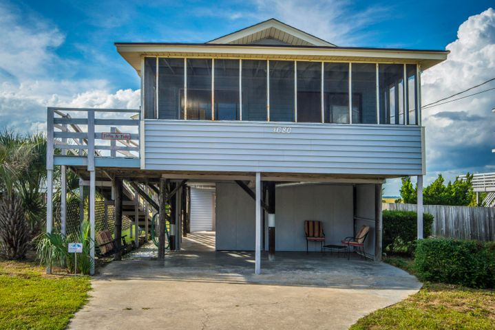1680 Ashley Avenue, Folly Beach, SC 29439