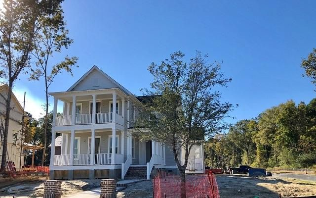 Ready December 2018 - photo of actual home on Bolden Lake