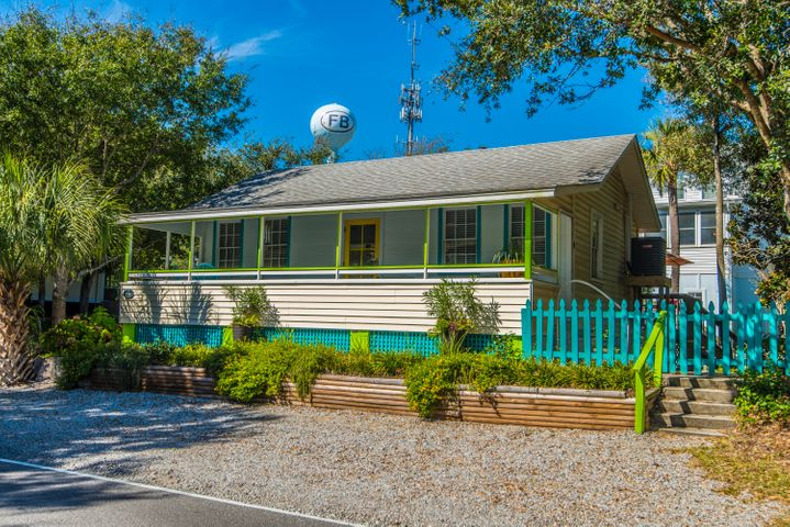 518 Ashley Avenue, Folly Beach, SC 29439