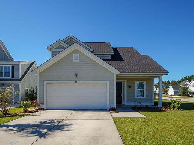 Welcome home to your new home: 301 Indigo Planters Lane!