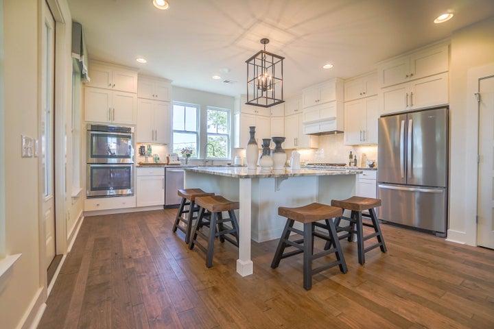 the Ashley kitchen