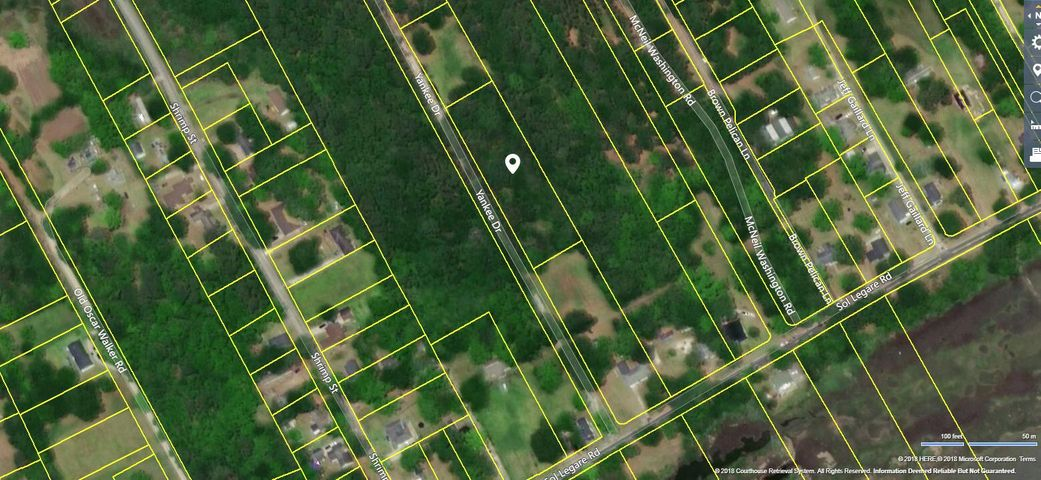 Lot 2 Yankee Drive, Charleston, SC 29412