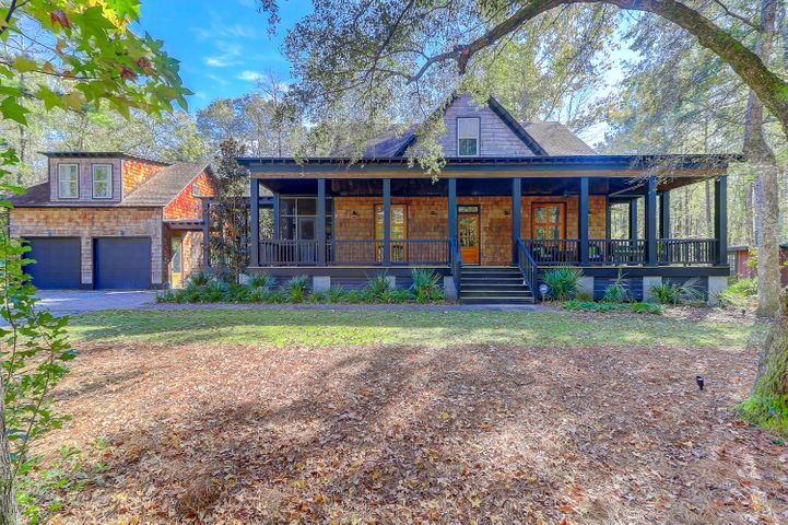 10199 Old Georgetown Road, McClellanville, SC 29458
