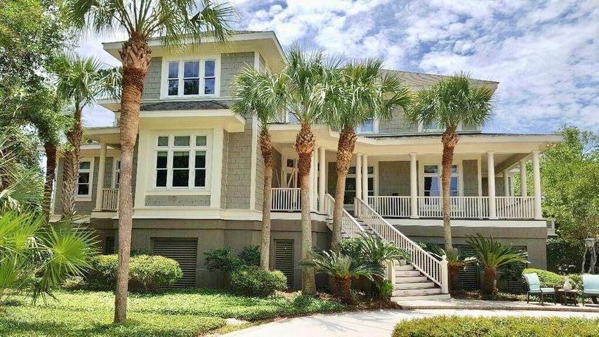 57 Waterway Island Drive, Isle of Palms, SC 29451