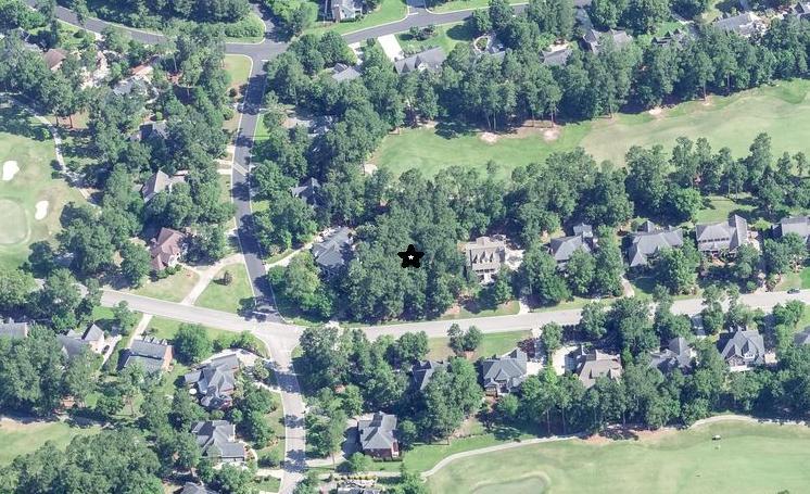 Aerial birdseye