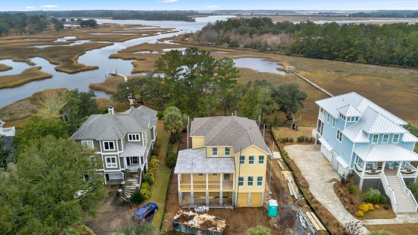 Ariel view of 208 Old Hickory Crossing