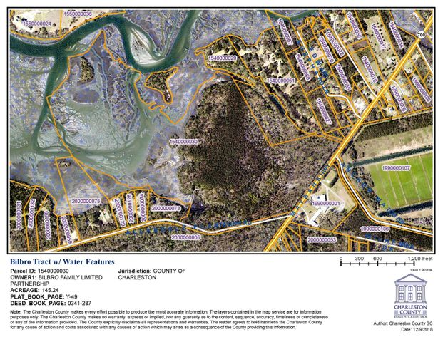 Large Untouched Tract For Your Imprint Development Or Homesites.