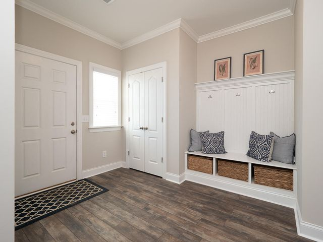 """Similar Hillsborough II """"Wall Tree""""; Included in all Manorhouse homes! (Model Home)"""