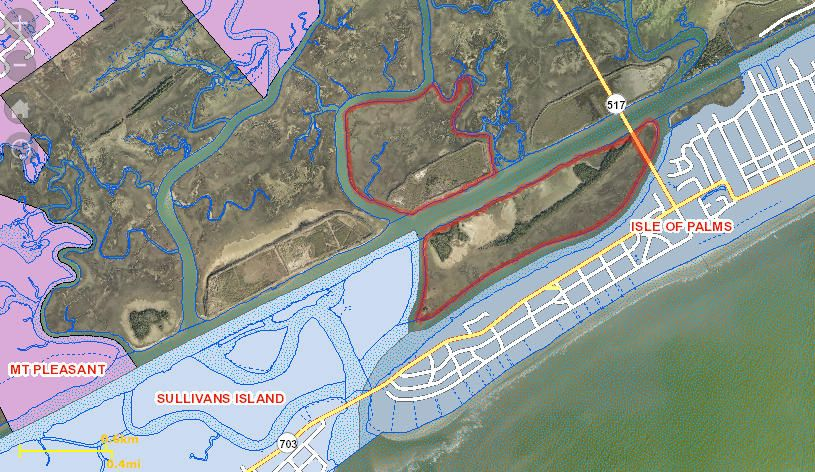 0 Little Goat Island, Isle of Palms, SC 29451