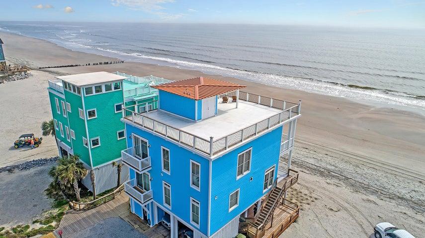 1707 B E Ashley Avenue, Folly Beach, SC 29439