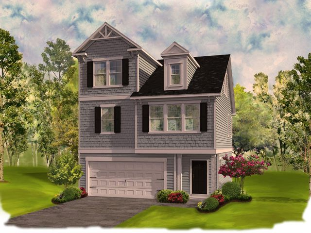 5117 Hyde Park Village Lane, North Charleston, SC 29405