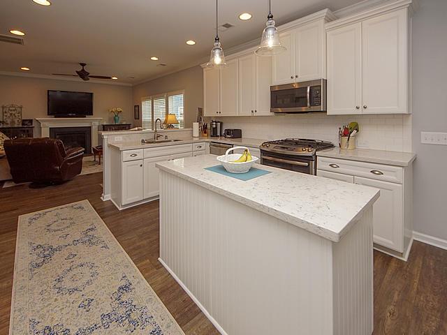 Kitchen Open Downstairs