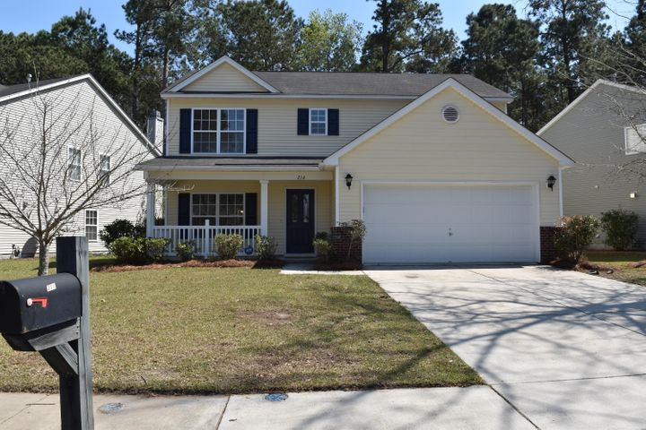 216 Breckingridge Drive, Ladson, SC 29456