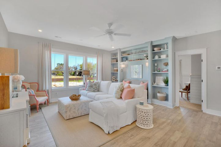 Furnished model home used for representation only. Not the actual home. Colors, options, layouts and features may differ.