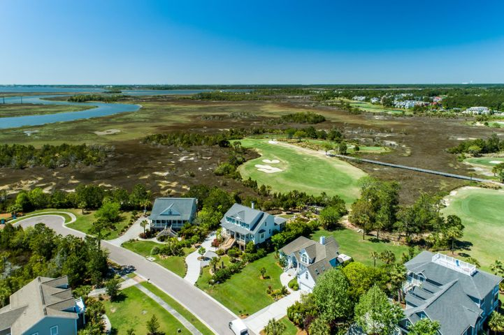 Amazing views of the river, marsh, and golf course