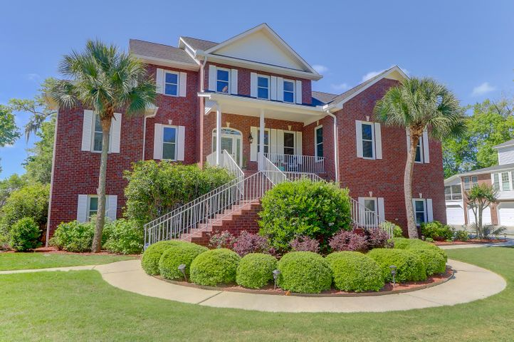 Welcome to 6013 Mansfield Blvd, complete with Saltwater Granite Pool and deepwater shared Dock on the Ashley River!