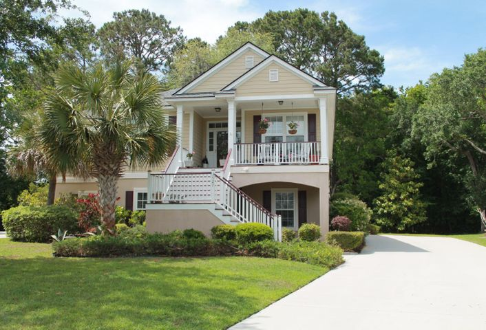 Welcome to 3527 Stockton Drive in The Gallery - Charleston National