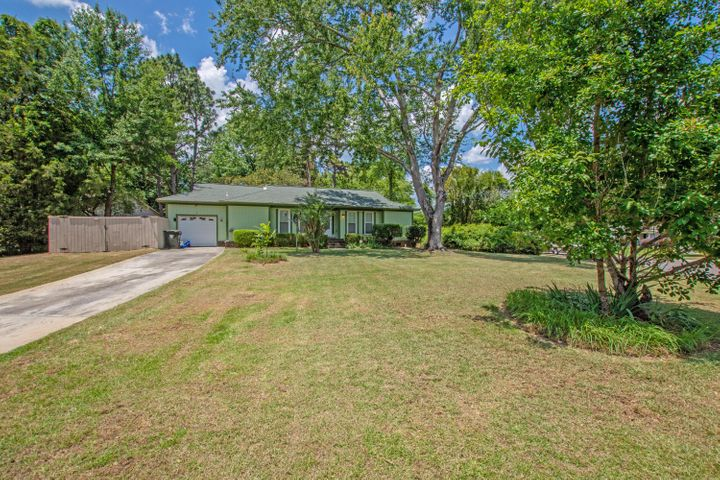 Heavily Upgraded home on extra large corner lot! Mature Trees, No HOA, Boat storage area minutes to Dorchester 2 Schools!