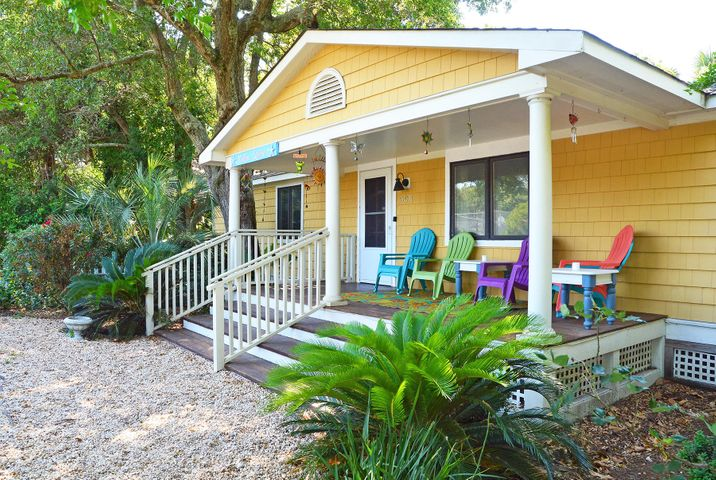 508 Hudson Avenue, Folly Beach, SC 29439