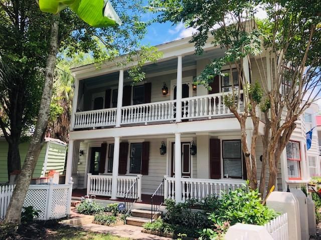 166 Tradd Street, Charleston, SC 29401
