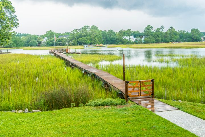 Located in Wakendaw,(Manor Section), on Hobcaw Creek