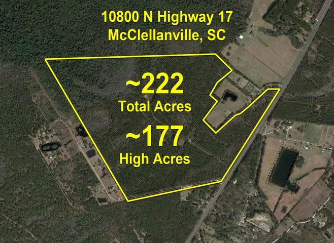 10800 Highway 17, McClellanville, SC 29458