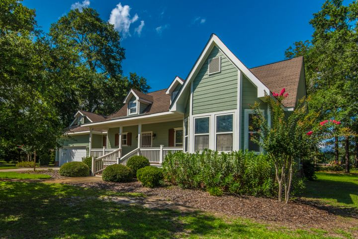 Charming single story ranch style home in private gated community!