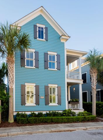 THEIR HOME IS A BEAUTIFUL CHARLESTON SINGLE IN THE HEART OF ION