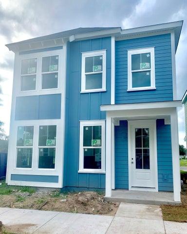 Actual Home Under Construction- Hardi Plank Exterior!