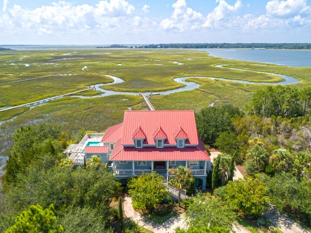 2719 Jenkins Point Road, Seabrook Island, SC 29455